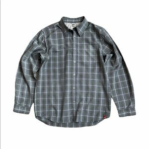 The North Face Men's Long Sleeve Button Down